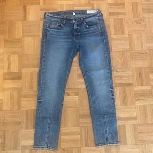 BNWOT rag and bone jeans size 28